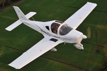 самолет Tecnam P2002-JF