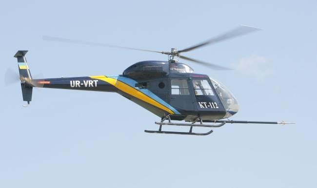 Вертолет Кадет КТ-112.
