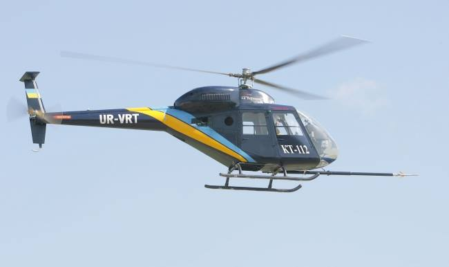 Гелікоптер Кадет КТ-112.