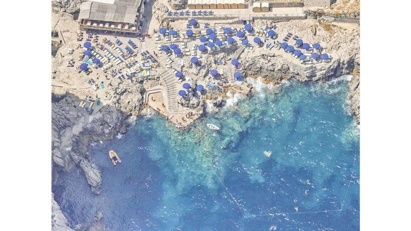 фотографии земли и аэропортов, сделанные из самолета
