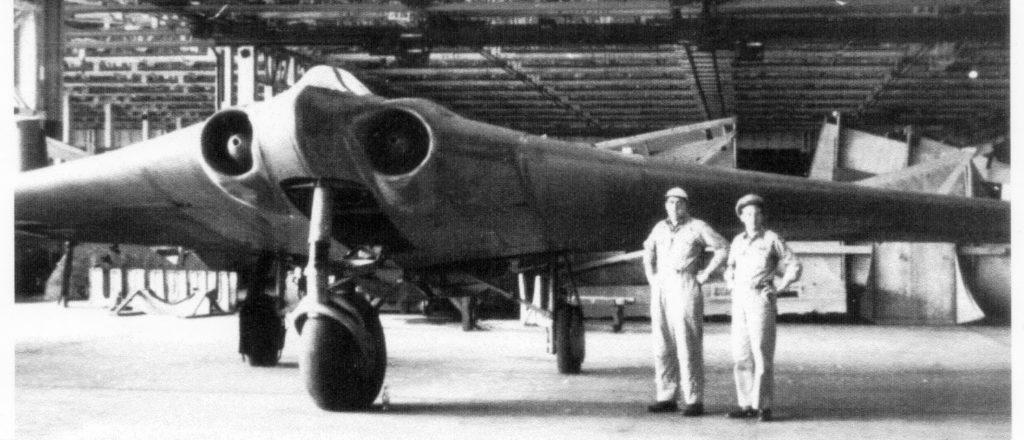 Невероятные авиационные изобретения времен Второй мировой войны