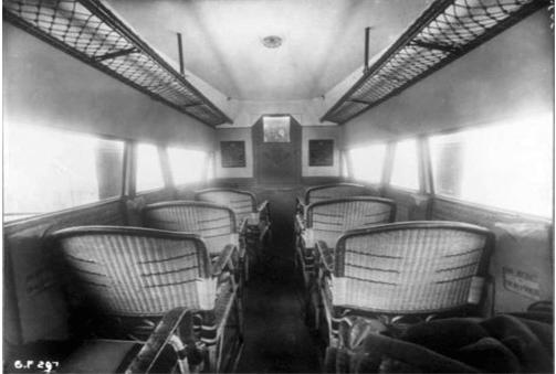 95 лет истории авиакомпании KLM в ретро фотографиях 6