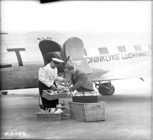 95 лет истории авиакомпании KLM в ретро фотографиях 8