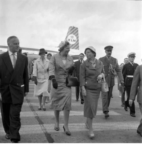 95 лет истории авиакомпании KLM в ретро фотографиях