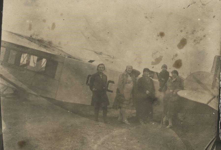 Під час Другої Світової війни Харківський аеропорт