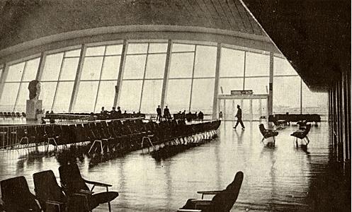 Как строился Борисполь. История аэропорта в старых фотографиях 3