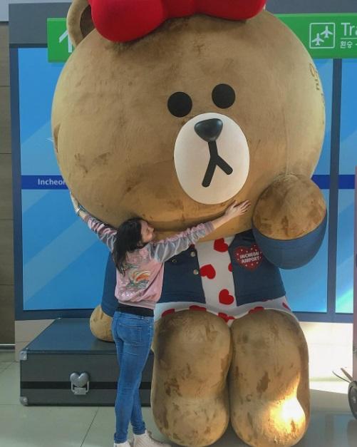 Аэропорт Инчхон в Южной Корее.
