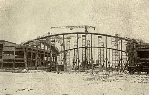 Как строился Борисполь. История аэропорта в старых фотографиях 6