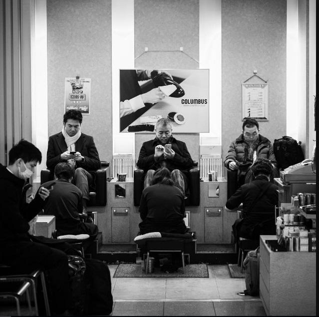 Международный аэропорт Токио «Haneda»