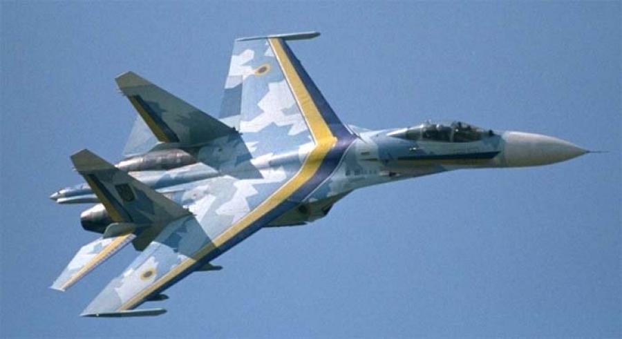 боевой самолет бойовий літак повітряні сили україни