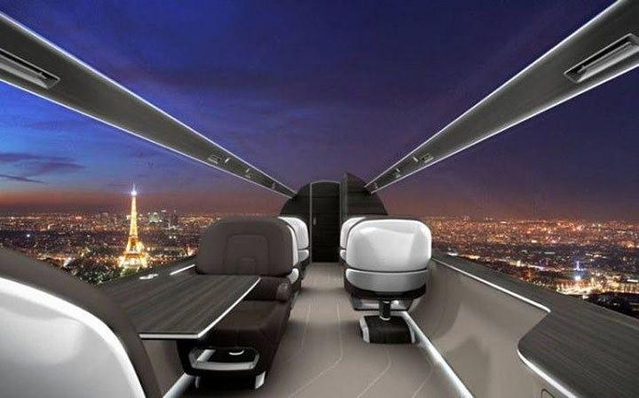самолет будущего літак майбутнього