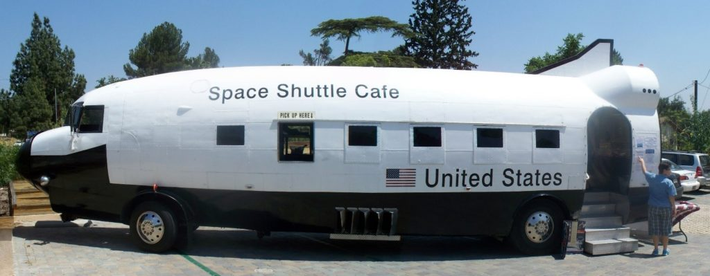 Кафе «Space Shuttle»